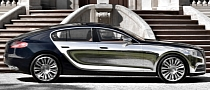 Bugatti Delays Launch of Galibier - Still Deemed 'Absolutely Necessary'