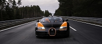 Bugatti Denies Super Veyron, Confirms 2016 Replacement