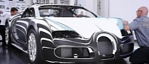 Bugatti Details L'or Blanc Build [Video]
