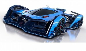 Bugatti Hired This Designer After He Penned a Le Mans Hypercar Concept