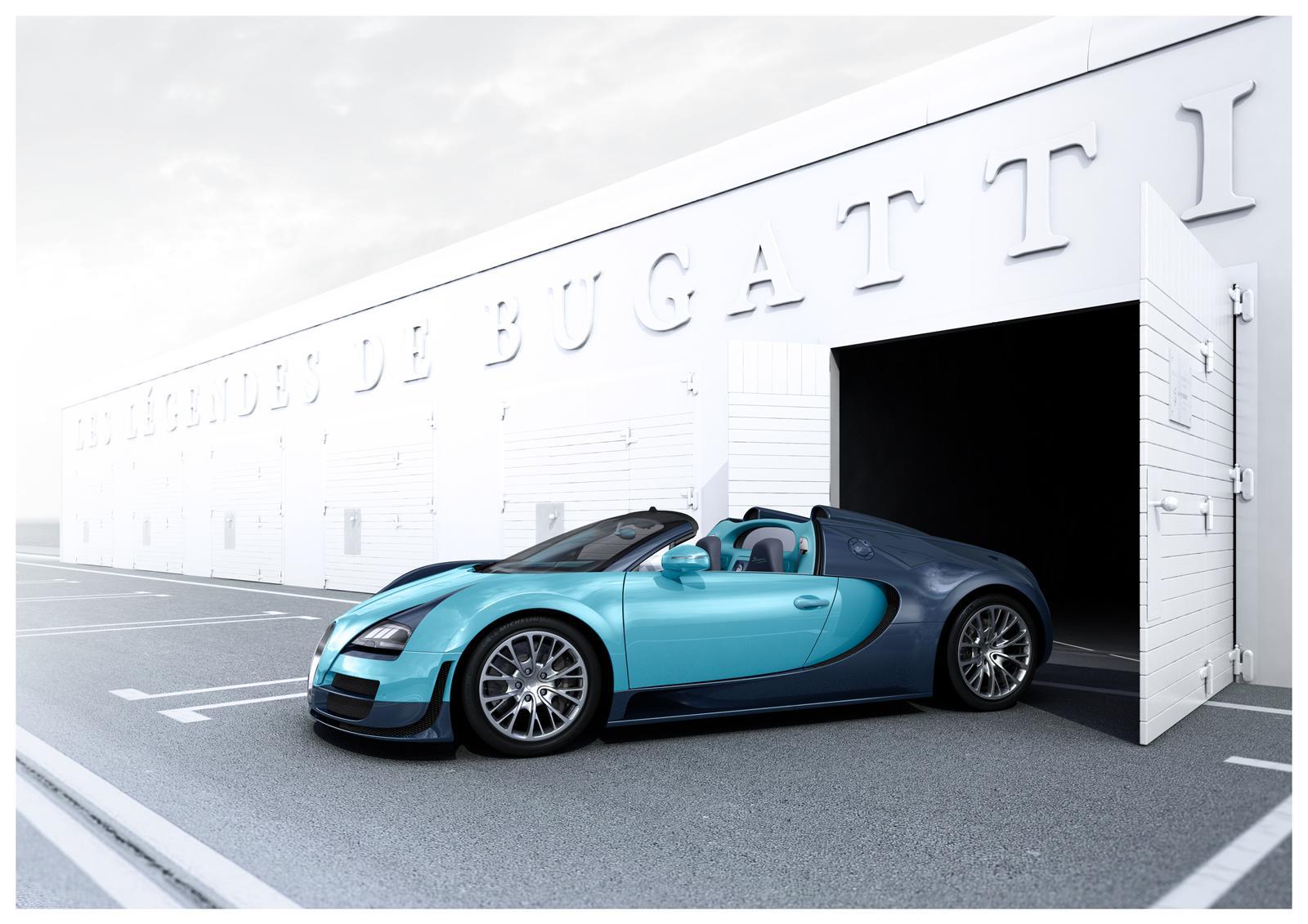 bugatti launches new limited edition veyron autoevolution. Black Bedroom Furniture Sets. Home Design Ideas