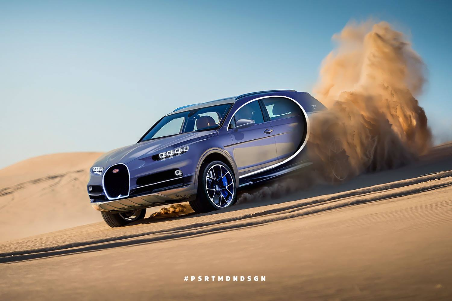 Bugatti Megalon Rendering Is The Most Expensive Suv You Ve Never Seen Autoevolution