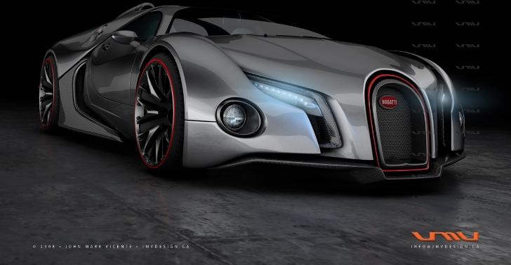 Bugatti 2016 models