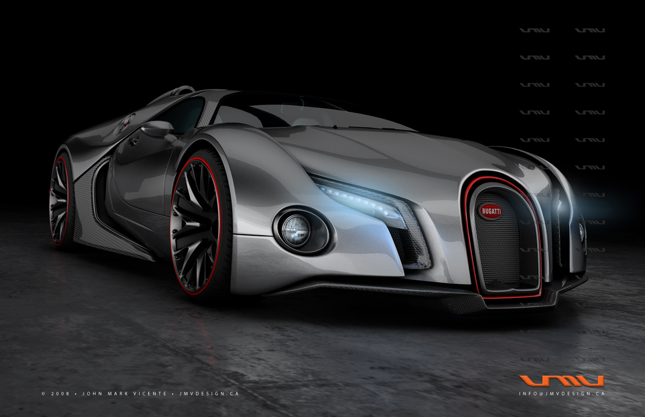 Bugatti new model