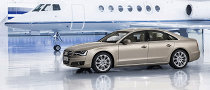 Bugatti Sedan to Use Audi A8 Platform
