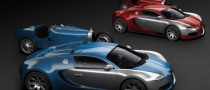 Bugatti Veyron 16.4 Centenaire First Official Photos