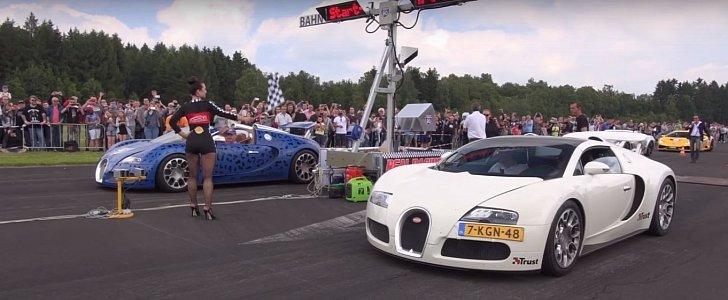 bugatti veyron 16 4 grand sport drag races a bugatti. Black Bedroom Furniture Sets. Home Design Ideas