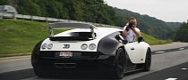 Bugatti Veyron Camera Car Redefines Cool