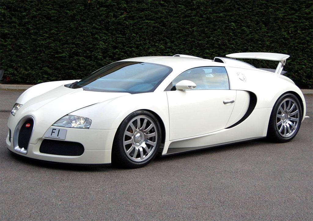 Bugatti Veyron F1 to Star at the MPH Show - autoevolution