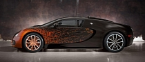Bugatti Veyron Grand Sport Venet Shows Up [Photo Gallery]