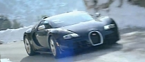 Bugatti Veyron Grand Sport Vitesse First Video Is Epic!
