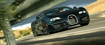 Bugatti Veyron Grand Super Sport Headed for Geneva