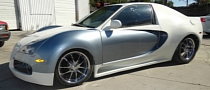 Bugatti Veyron Replica Based on Honda Civic for Sale [Photo Gallery]