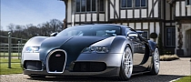 Bugatti Veyron Rolls on ADV.1 Wheels [Photo Gallery]