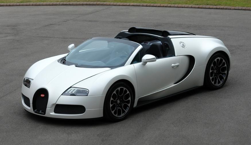 bugatti veyron sang blanc for sale on tom hartley autoevolution. Black Bedroom Furniture Sets. Home Design Ideas