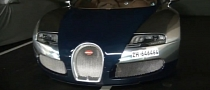 Bugatti Veyron Sang Bleu Walkaround [Video]