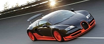 Bugatti Veyron SS Reinstated as the World's Fastest Production Car