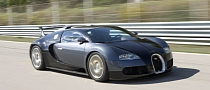 Bugatti Veyron Stripped of World Speed Record