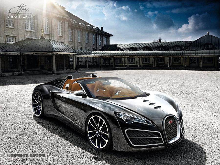 ettore concept bugatti veyron successor rendered. Black Bedroom Furniture Sets. Home Design Ideas
