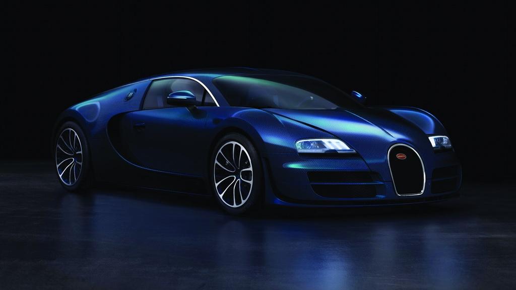 More Bugatti Veyron Super Sport Images Revealed Autoevolution