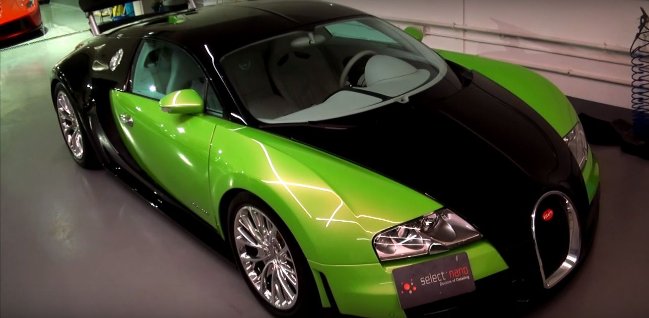bugatti veyron super sport troll uses lamborghini 39 s verde ithaca non ss lights autoevolution. Black Bedroom Furniture Sets. Home Design Ideas