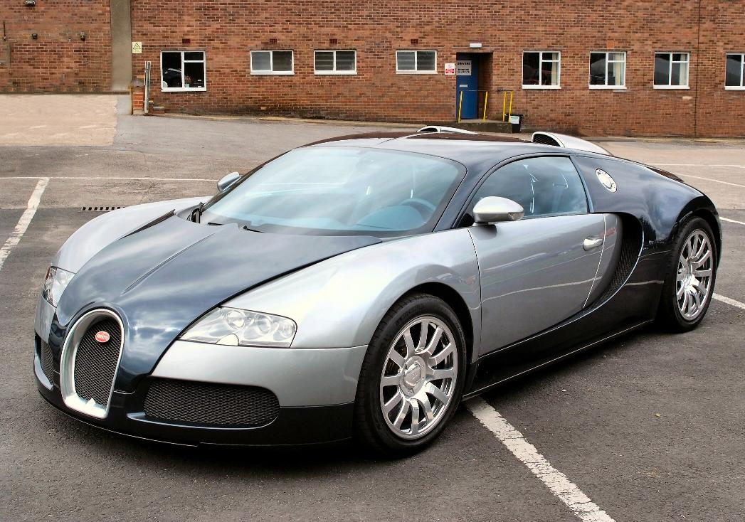 bugatti veyron to be included in fast and furious uk auction autoevolution. Black Bedroom Furniture Sets. Home Design Ideas