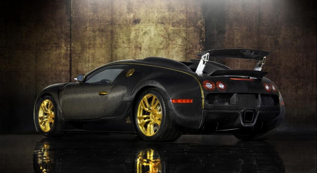 bugatti veyron vincero d 39 oro by mansory autoevolution. Black Bedroom Furniture Sets. Home Design Ideas