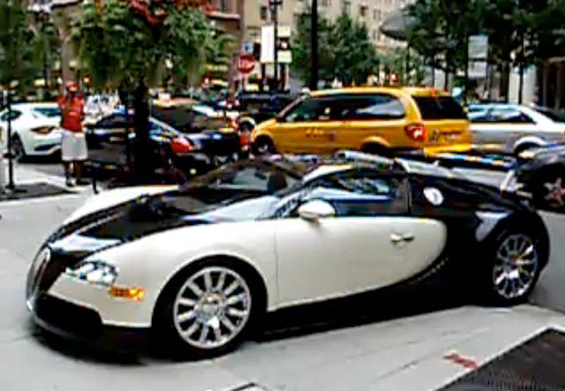 bugatti veyron crashed during test drive autoevolution. Black Bedroom Furniture Sets. Home Design Ideas