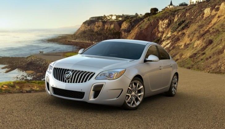 buick could expand gs performance lineup autoevolution. Black Bedroom Furniture Sets. Home Design Ideas
