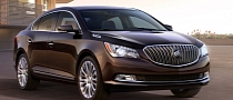 Buick Could Probably Use a Flagship, Says GM