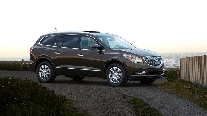 Buick Enclave Recalls | Cars.com