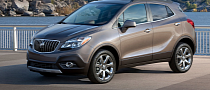 Buick Encore Shipments Begin Across America