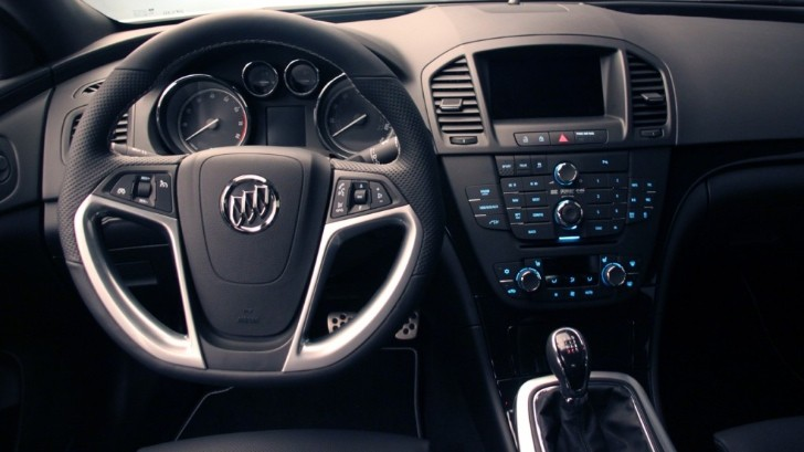 Buick Keeps Offering Manual Transmissions to Give Customers a Choice
