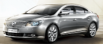 Buick LaCrosse eAssist to Be Sold in China
