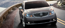 Buick LaCrosse Gets 5 Star NHTSA Rating