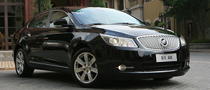 Buick LaCrosse Reaches 100,000 Units Sales Milestone in China