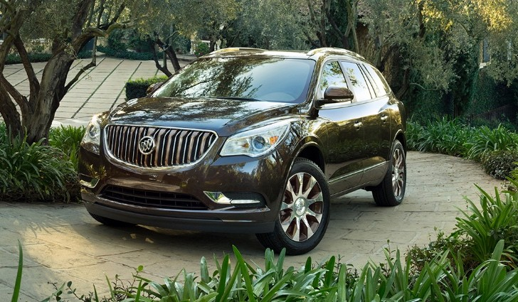 Buick Launches Special Enclave Tuscan Edition To Remind Us