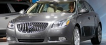 Buick Regal Adds Second Production Shift in Canada
