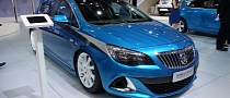 Buick Regal GS and Excelle XT Get Opel OPC Look for Shanghai