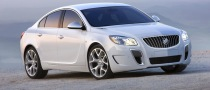 Buick Regal GS Unveiled, Opel Insignia OPC in GM Guise