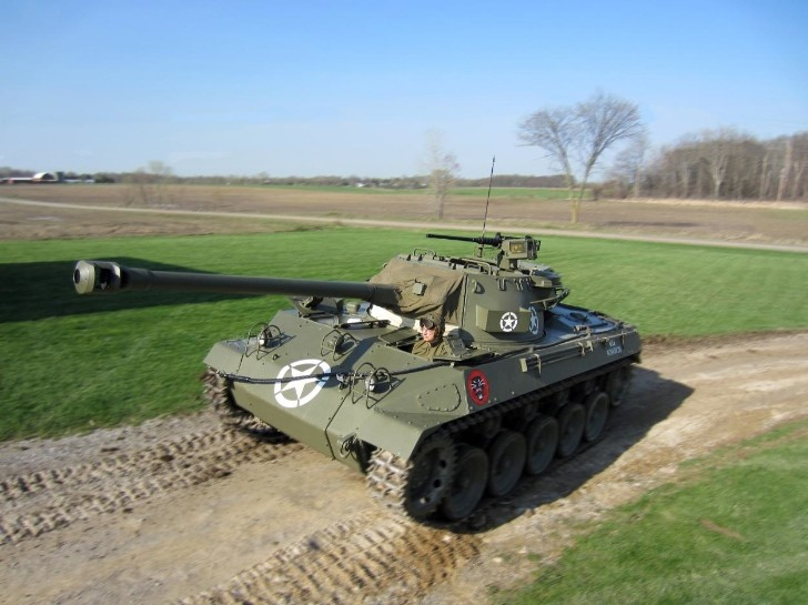 "Buick Remembers M18 Hellcat Tank - ""Hot Rod of WWII"" [Video]"