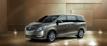 Buick's GL8 Luxury MPV Is Now Available in China