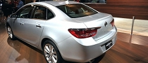Buick Verano to Get New 250 Horsepower Engine