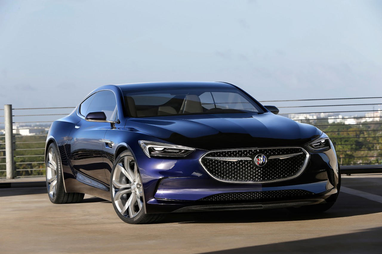 Buick Wonu0027t Make Production Models Of Avenir And Avista Concepts