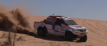 Building the 2014 Dakar Toyota Hilux [Video]