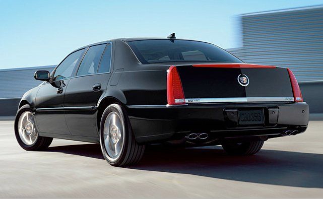 Bulgari collection to include the last cadillac dts built cadillac dts sciox Gallery
