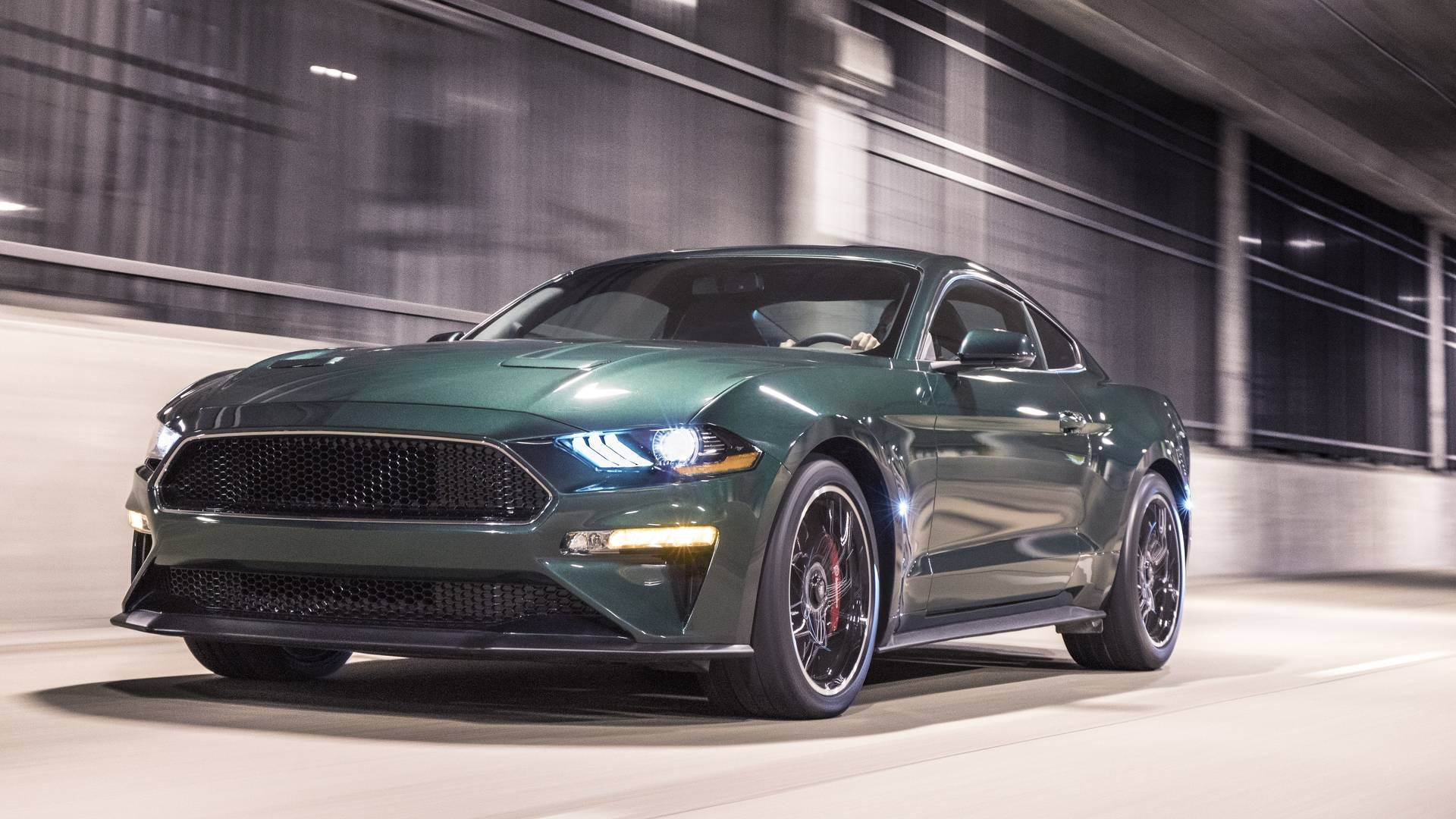 bullitt mustang returns for the 2019 model year as limited edition autoevolution. Black Bedroom Furniture Sets. Home Design Ideas