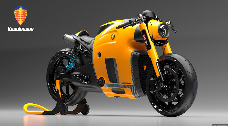 Transformer Moto Cafe Racer