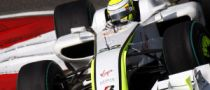 Button Eases to Bahrain GP Win