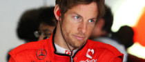 Button Reacts Angrily to Vettel Domination Claims